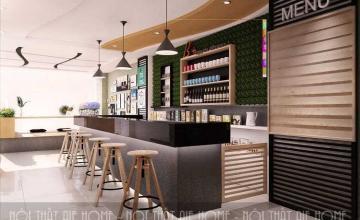 Hồ sơ thiết kế quán cafe cần lưu ý những nội dung gì?