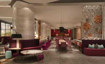 AZ Design công ty chuyên thiết kế nhà hàng đẹp uy tín, chất lượng