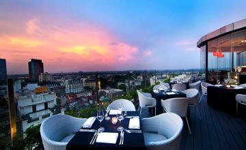 Thiết kế nhà hàng ngoài trời với 5 xu hướng ấn tượng tạo không gian thoáng đãng