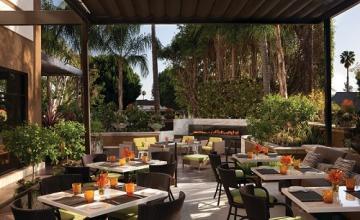 Mẫu thiết kế nhà hàng sân vườn hiện đại, phong cách đa dạng