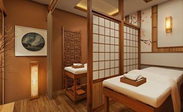 Hút khách với 10 thiết kế Spa Nhật Bản đẹp nhất 2021