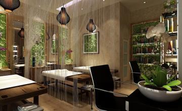 Tư vấn thiết kế spa Massage - Đừng bỏ lỡ 8 spa hút khách 2021