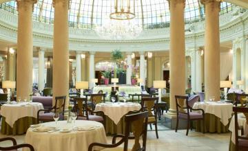 """Gợi ý 3 mẫu thiết kế nhà hàng khách sạn đơn giản """"vạn người mê"""""""