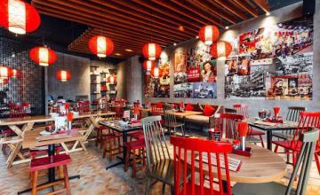 Màu sắc trong thiết kế nhà hàng: Những điều có thể bạn chưa biết