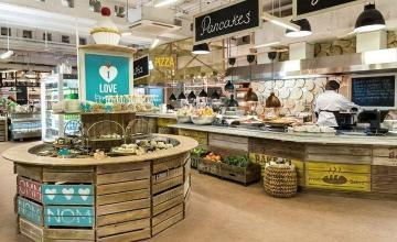 Tham khảo hai xu hướng thiết kế nhà bếp nhà hàng mới nhất hiện nay