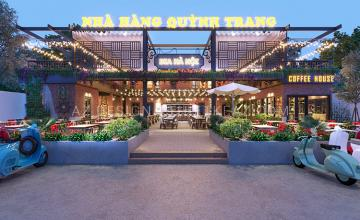 Nhà hàng Bia Quỳnh Trang - Tứ Kỳ - Hải Dương