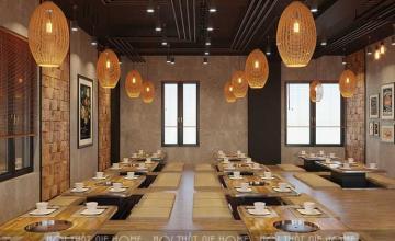 Nhà hàng lẩu nướng - 52 Nguyễn Khang - Hà Nội