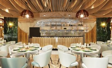 Nhà hàng Heritist Park - Cao Phong - Hoà Bình