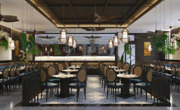 Nhà hàng Love Thái - TTTM Vincom Royal