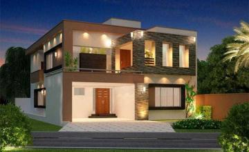 Tổng hợp 25 mẫu thiết kế biệt thự nhà phố ấn tượng nhất