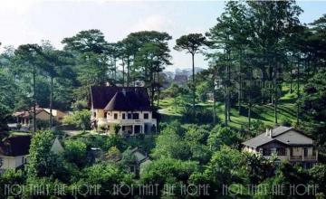 Thiết kế biệt thự Đà Lạt – sự an nhiên nơi rừng thông hút gió
