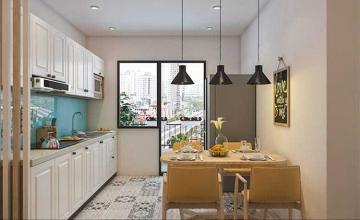 Ngỡ ngàng với thiết kế nội thất căn hộ chung cư 30m2 ấn tượng và đẹp mắt