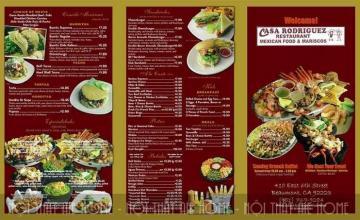 Mẹo thiết kế menu nhà hàng độc đáo và ấn tượng