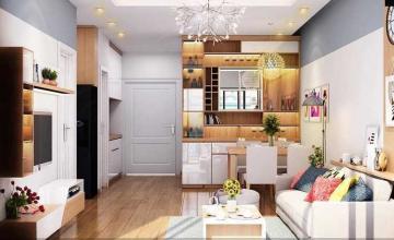 Những lưu ý khi thiết kế nhà chung cư 64m2 cho ngôi nhà thêm hoàn hảo