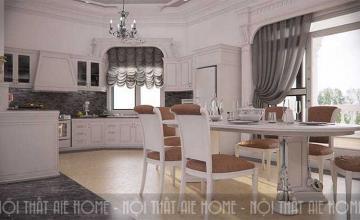 Thiết kế nội thất biệt thự - Anh Hưng, Từ Liêm HN