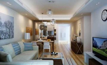 Mẹo thiết kế nội thất chung cư 54m2 chi phí thấp thẩm mỹ cao