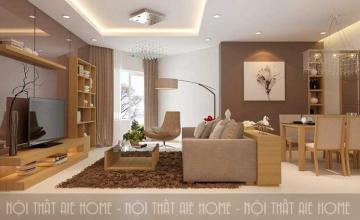 Thiết kế nội thất chung cư theo phong thủy đón may mắn và tài lộc