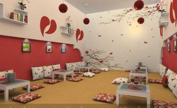 Ý tưởng thiết kế quán cafe bệt đẹp, độc, lạ khiến khách hàng mãi nhớ