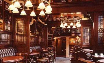 Thiết kế quán cafe theo phong cách châu  Âu