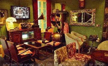 Thiết kế quán cafe theo phong cách vintage – sự kết hợp hài hòa và độc đáo