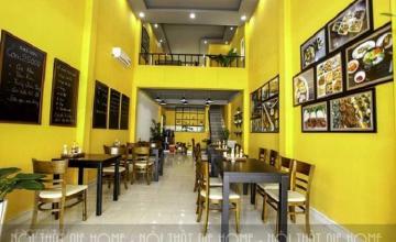 3 lưu ý thiết kế quán phở nâng cao giá trị ẩm thực Việt