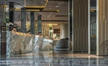 5 khách sạn tiêu biểu sở hữu thiết kế quầy lễ tân ấn tượng đánh vào thị giác khách hàng