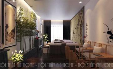 Thiết kế Spa Thủ Đạo Thang -Ba Đình