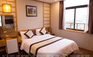 5 tiêu chuẩn thiết kế phòng ngủ khách sạn tận hưởng cảm giác tiện nghi ấm áp