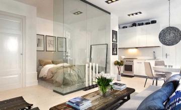 Bí quyết thiết kế chung cư mini cho thuê 20m2 bao người mơ ước