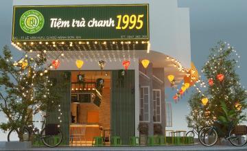 Tiệm trà chanh Đà Nẵng