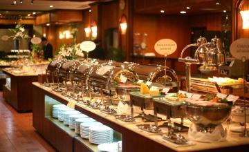10 thiết kế nhà hàng buffet bình dân hút khách nhất hiện nay