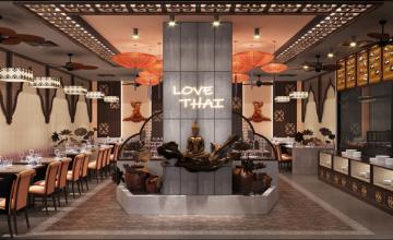 Nhà hàng Love Thái - TTTM Vincom Bà Triệu
