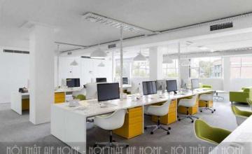 Vì sao cần nắm rõ quy trình thiết kế nội thất văn phòng?