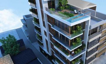 Kinh nghiệm thiết kế khách sạn mini 7 tầng đánh bật khách sạn 5 sao