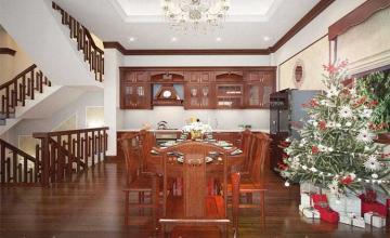 Thiết kế nội thất biệt thự - Anh Hòa, Bắc Giang