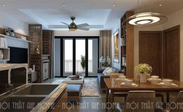 Bật mí 4 mẹo cực hay để thiết kế nội thất phòng bếp nhà ống đẹp