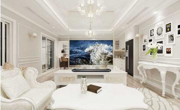 Thiết kế nội thất tân cổ điển - chị Loan, TP.Giao Lưu