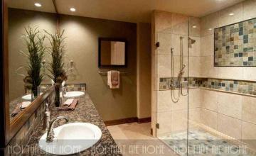 Thiết kế phòng tắm khách sạn sang trọng, tiện nghi với chi phí hợp lý