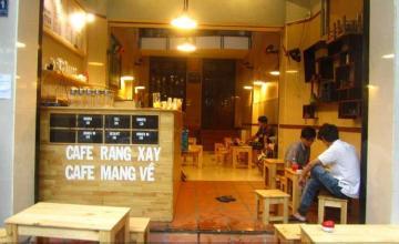 Những điều cần biết để thiết kế quán cafe cóc đẹp, độc đáo hút khách