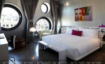 Những ý tưởng thiết kế khách sạn đang được ưa chuộng trên thế giới
