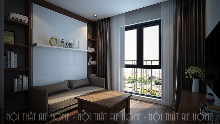 Phòng ngủ của con trong thiết kế chung cư 100m2 1