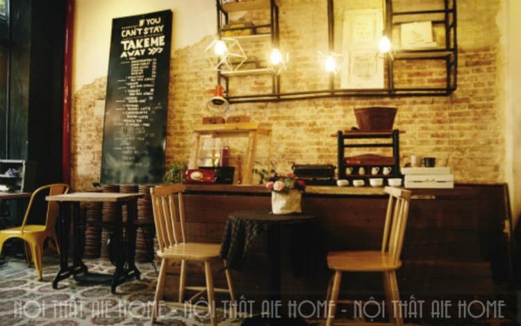 Mẫu thiết kế nhà ở kết hợp quán cafe