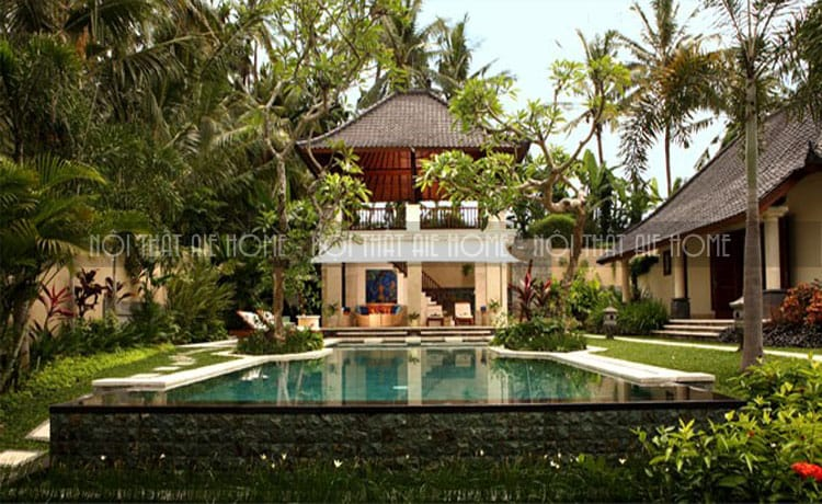 mẫu thiết kế biệt thự nhà vườn 3