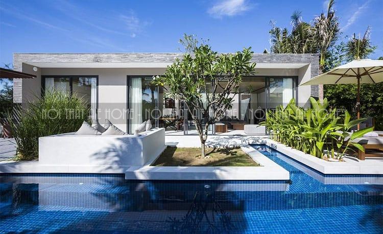 mẫu thiết kế biệt thự nhà vườn 7