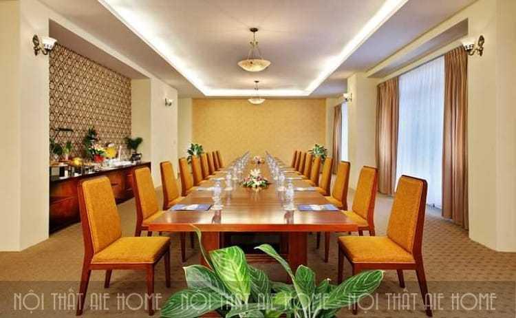 Thiết kế phòng họp trong khách sạn