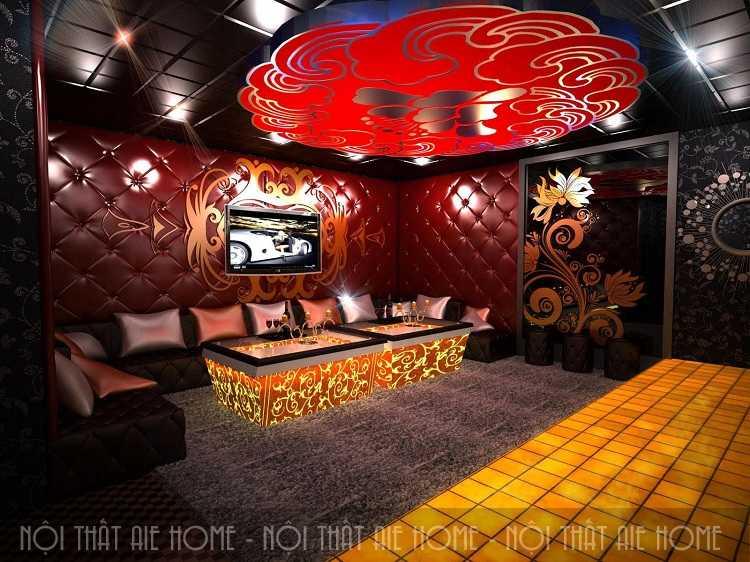 Thiết kế, thi công karaoke ngày càng tăng với sứ mệnh đáp ứng nhu cầu giải trí của toàn thể cộng đồng