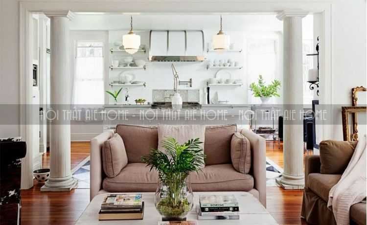 12 mẫu thiết kế phòng khách biệt thự ấn tượng nhất