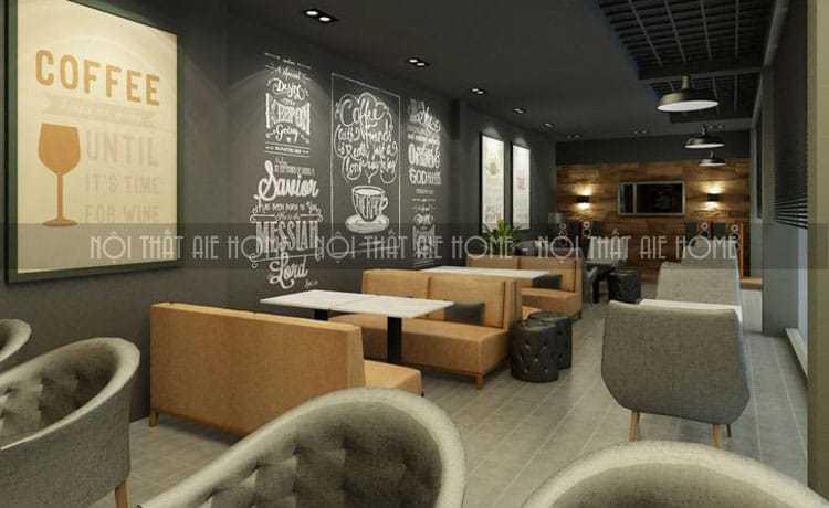 5 Ý tưởng thiết kế quán cafe hấp dẫn nhất hiện nay