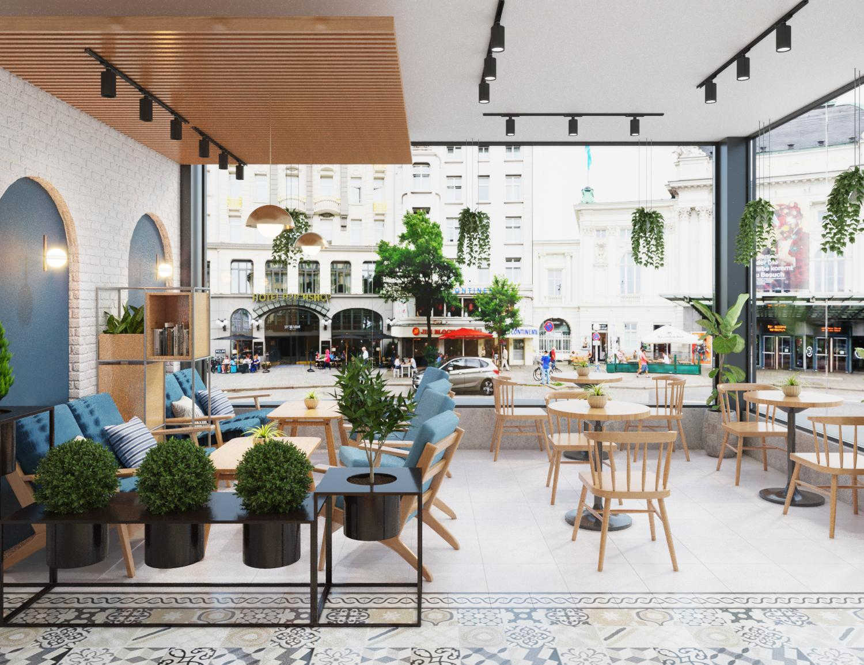 Nhà hàng Cafe Duy Tân - Cầu Giấy