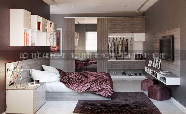 7 Yếu tố phong thủy cần chú ý khi thiết kế phòng ngủ cho biệt thự